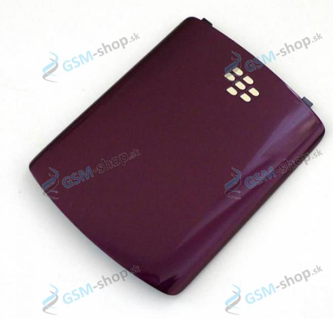Kryt Blackberry 8520, 9300 batérie Purple Originál