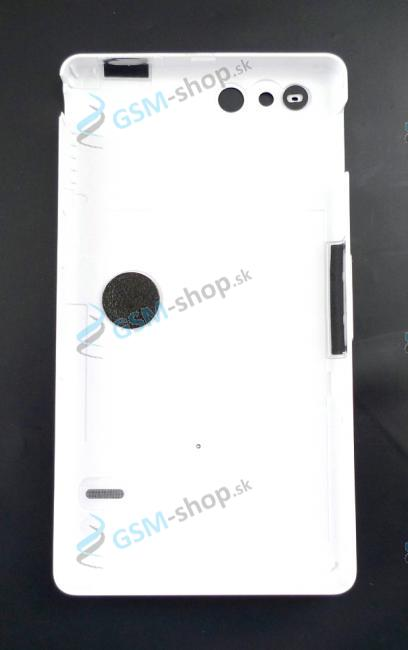 Kryt batérie Sony Xperia Go ST27i biely Originál