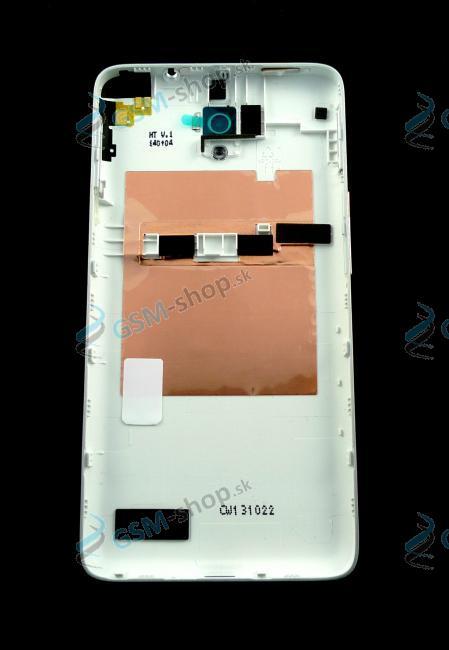 Kryt Alcatel OneTouch Idol (6030) batérie strieborný Originál