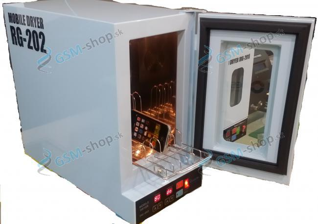 Mobilná sušička Dryer RG-202