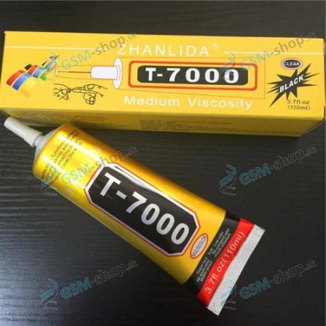 Lepidlo Zhanlida T-7000 čierne 110 ml