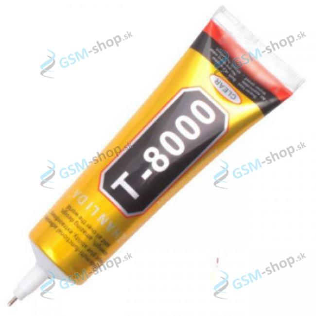 Lepidlo Zhanlida T-8000 priesvitné 110 ml