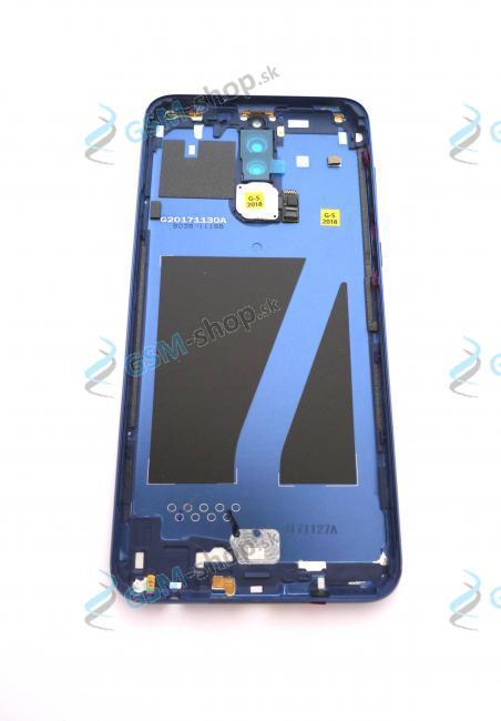 Kryt Huawei Mate 10 Lite zadný modrý Originál