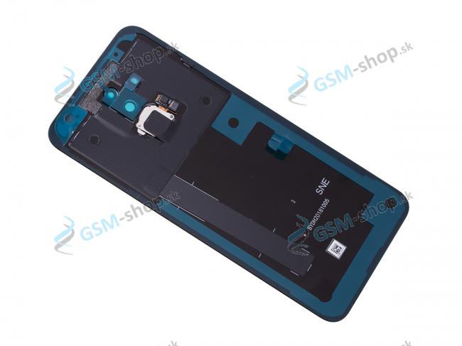Kryt Huawei Mate 20 Lite batérie zadný čierny Originál