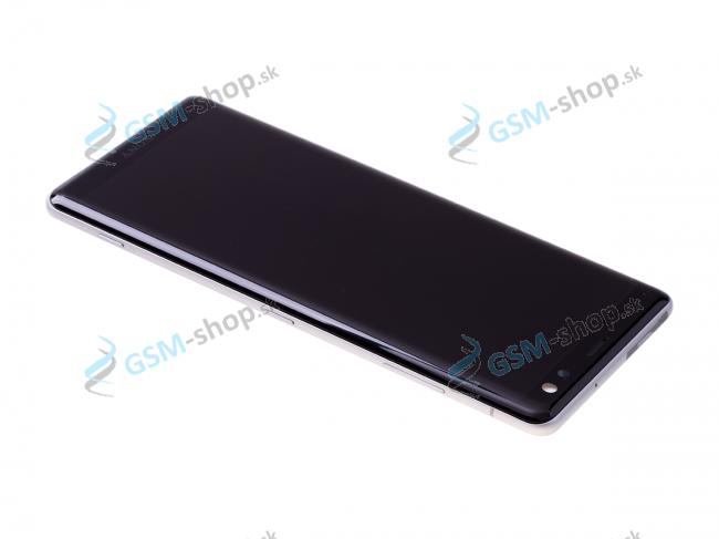 LCD Sony Xperia XZ3 a dotyk s krytom bielym Originál