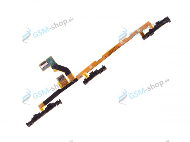 Flex Sony Xperia XZ3 bočných tlačidiel Originál