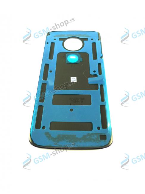 Kryt Lenovo Moto G6 Play zadný modrý Originál