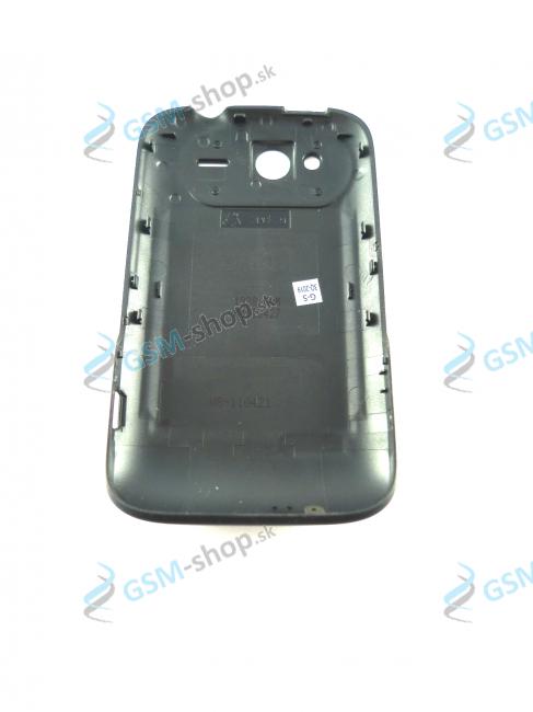 Kryt HTC Wildfire S batérie čierny Originál