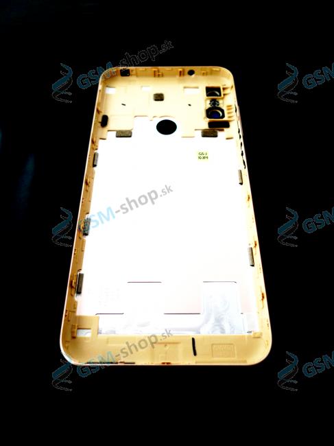 Kryt Xiaomi Mi A2 Lite, Redmi 6 Pro zadný zlatý Originál