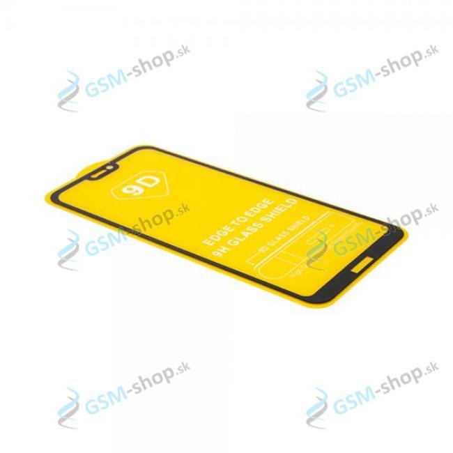 Tvrdené sklo 9D Huawei Mate 20 čierne