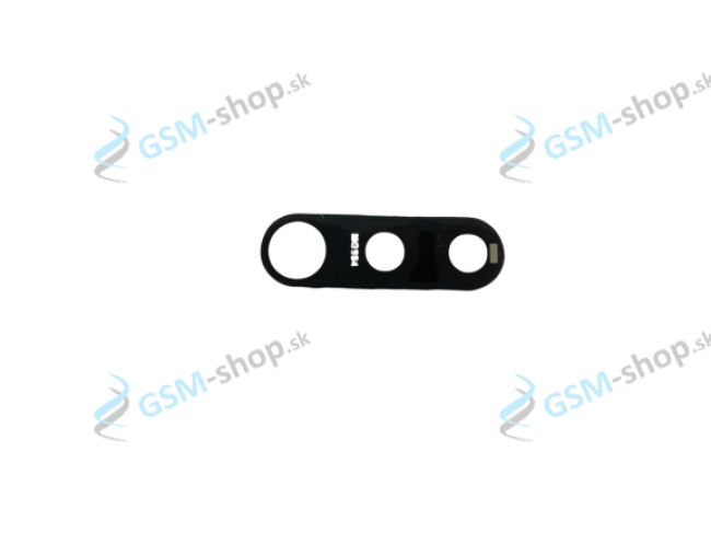 Sklíčko kamery Samsung Galaxy A30s (A307) čierne Originál