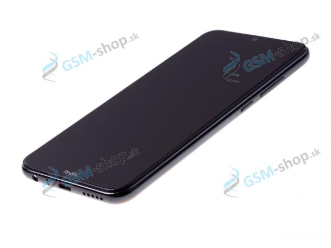 LCD Xiaomi Redmi Note 8T a dotyk s krytom čiernym Originál