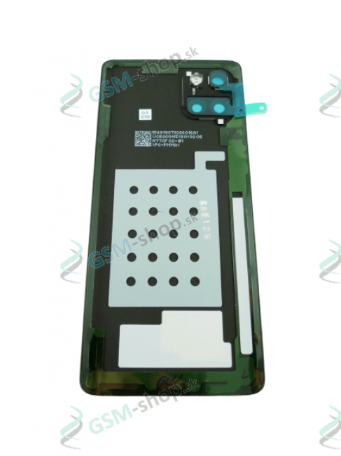 Kryt Samsung Galaxy Note 10 Lite (N770) batérie čierny Originál