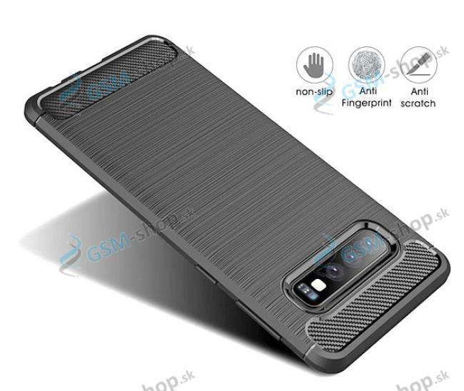 Ochranný kryt EXTRA Samsung Galaxy A6 Plus 2018 (A605) čierny