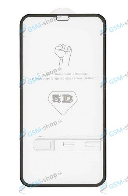 Tvrdené sklo SMART GLASS 5D iPhone 7, iPhone 8, iPhone SE 2020 čierne