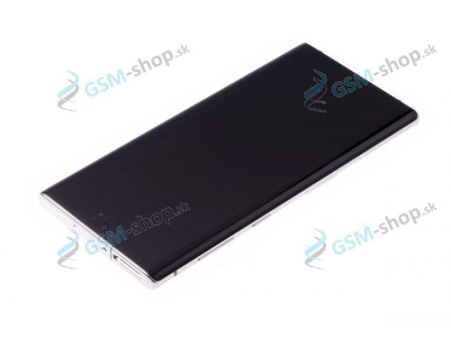 LCD Samsung Galaxy Note 10 N970F a dotyk s krytom strieborným Originál