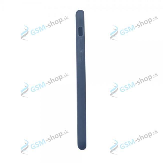 Púzdro Xiaomi Mi Note 10 silikón modrý