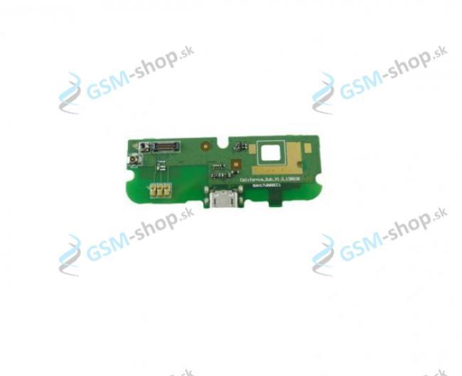 Flex Alcatel One Touch Idol Mini (6012D) pre nabíjanie Originál