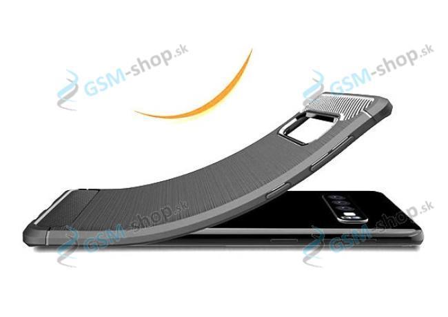 Ochranný kryt EXTRA Huawei P40 Lite E čierny