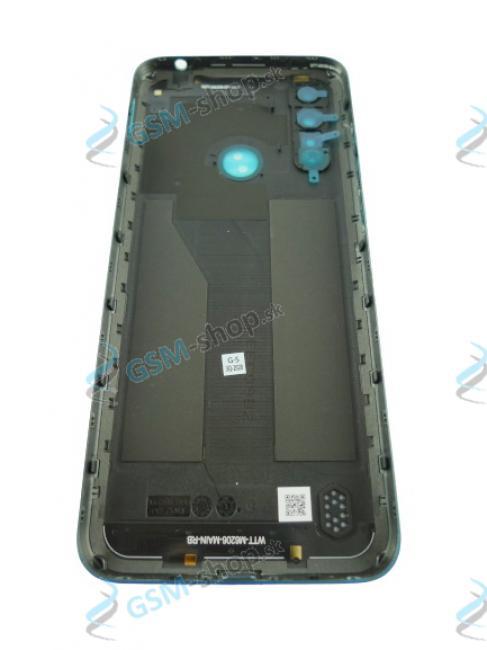 Kryt Lenovo Motorola G8 Power Lite (XT2055) zadný bledo modrý Originál
