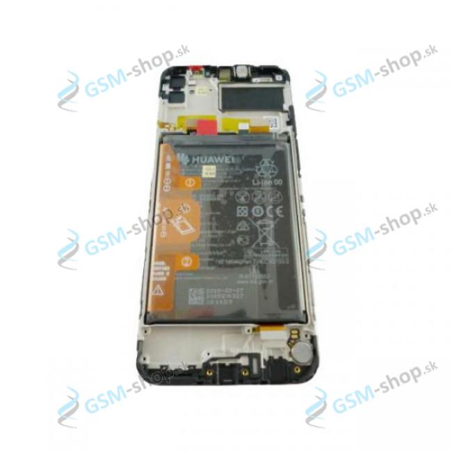 LCD displej Huawei Y6p, Honor 9A a dotyk s krytom Originál