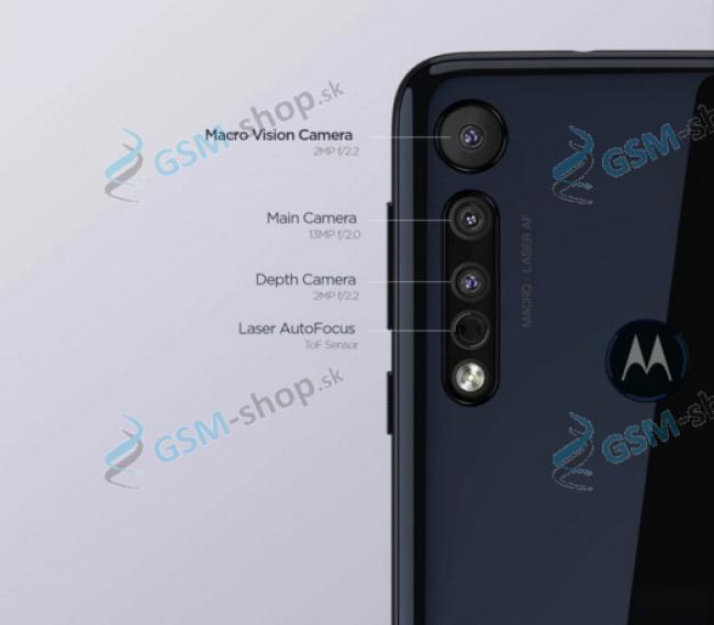 Kamera Motorola Moto E6s (XT2053) zadná Originál
