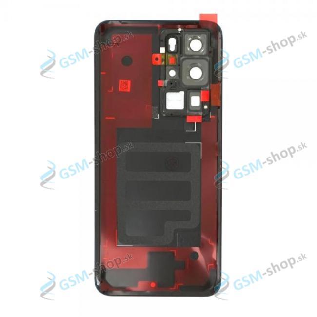 Kryt Huawei P40 Pro batérie zadný modrý Originál