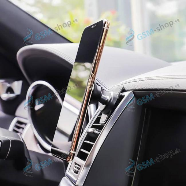 Držiak do auta BOROFONE BH12 magnetický do ventilačnej mriežky čierny