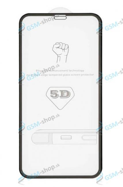 Tvrdené sklo SMART GLASS Huawei P Smart 2021, Honor 10X Lite čierne