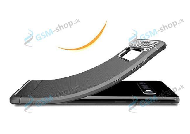 Ochranný kryt EXTRA Samsung Galaxy A72, A72 5G čierny
