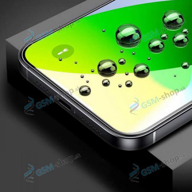 Tvrdené sklo CERAMIC Samsung Galaxy A21s (A217) čierne