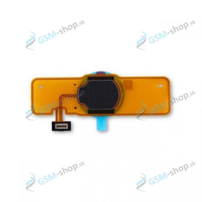 Flex Motorola Razr 5G (XT2071) a snímač odtlačku strieborný Originál