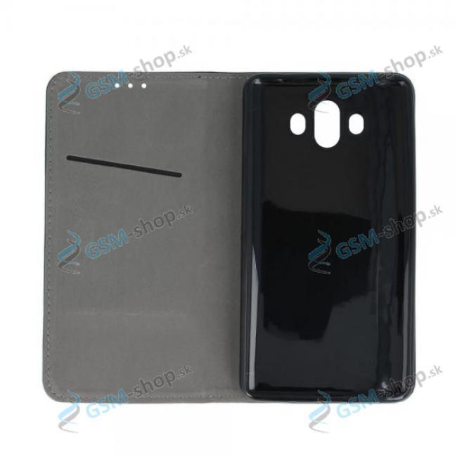 Púzdro G-S Samsung Galaxy A22 (A225) knižka magnetická hladká čierna