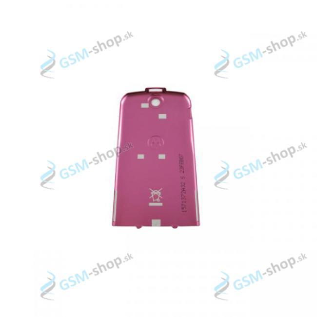 Kryt batérie Motorola L6 ružový Originál