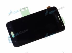 LCD Samsung Galaxy J1 2016 (J120F) a dotyk čierny Originál