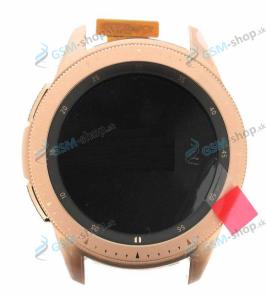 LCD Samsung Galaxy Watch 42 mm R810 a dotyk zlatý Originál