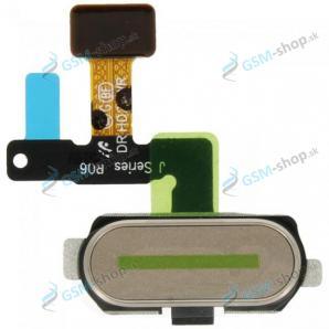Flex Samsung J530F, J730F a home tlačidlo zlaté Originál
