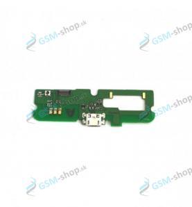 Nabíjací a systémový konektor Alcatel 6030 a mikrofón Originál
