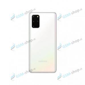 Kryt Samsung Galaxy S20 Plus batérie biely Originál