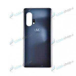 Kryt Motorola Edge Plus (XT2061) zadný šedý Originál