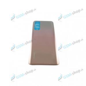 Kryt Huawei P Smart 2021 batérie zadný zlatý Originál