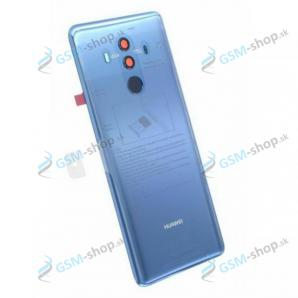 Kryt Huawei Mate 10 Pro zadný modrý Originál