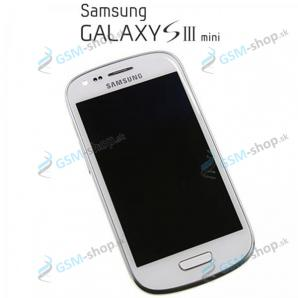 LCD Samsung Galaxy S3 mini i8190 a dotyk biely s krytom Originál