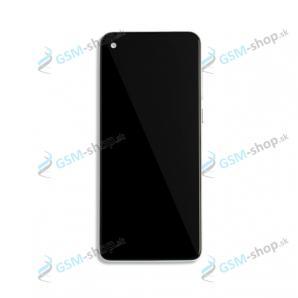 LCD displej Motorola One Action (XT2013) a dotyk s krytom bielym Originál