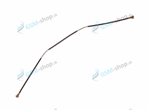 Koaxiálny káblik Nokia 3 dĺžka 102,5 mm čierny Originál