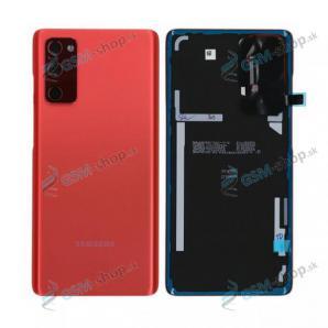 Kryt Samsung Galaxy S20 FE (G780) batérie červený Originál