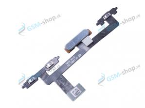 Flex Sony Xperia 10 a snímač odtlačku prsta strieborný Originál