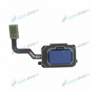Flex Samsung Galaxy Note 9 (N960) a home tlačidlo modré Originál