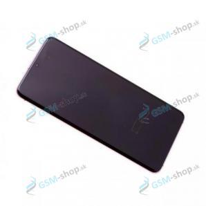 LCD Samsung Galaxy S20 (G980F) a dotyk s krytom ružovým Originál