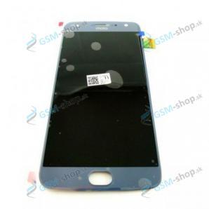 LCD Motorola Moto X4 (XT1900) a dotyk modrý Originál